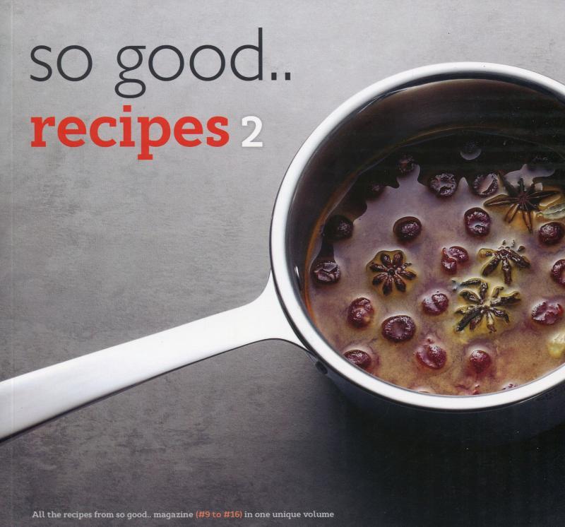 So Good Recipes 2 (#9 to #16)
