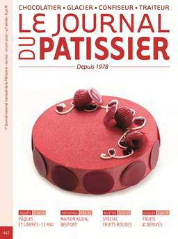 Le Journal du Patissier, No. 462 (May 20 - June 20, 2020) (French)