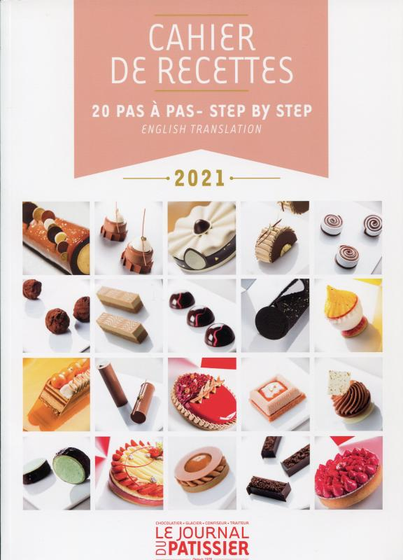 Cahier de Recettes 2021 (English/French)