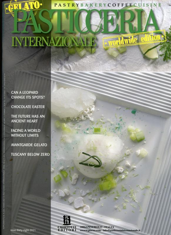 Pasticceria International, Worldwide Edition #38 (2021)