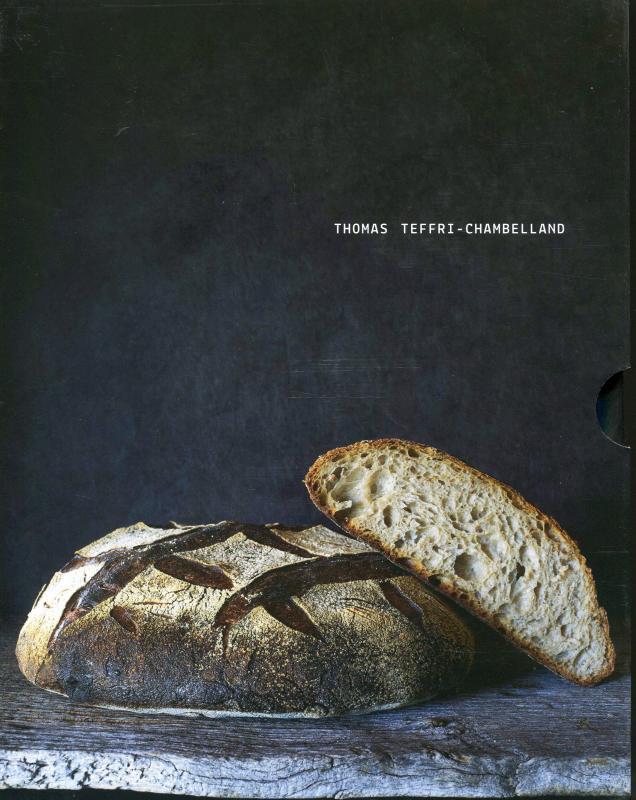 Coffret Traité de Boulangerie au Levain (French) (Teffri-Chambelland)