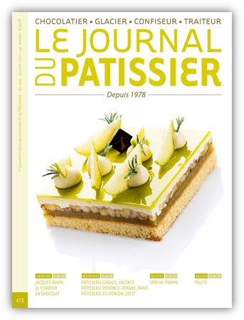 Le Journal du Patissier, No. 473 (May 20 - June 20, 2021) (French)