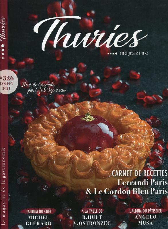 Thuries Magazine, No.326 (January 2021) (French)