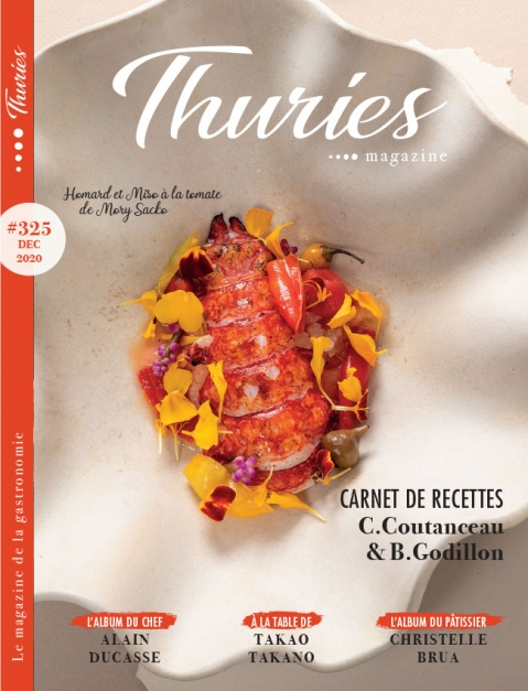 Thuries Magazine, No.325 (December 2020) (French)