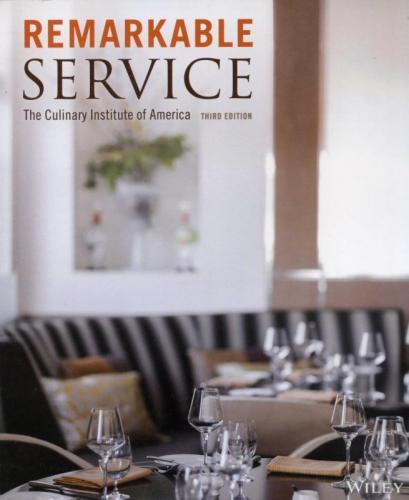 Remarkable Service, 3/e (CIA)